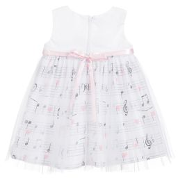 Kate Mack and Biscotti Musical Notes Dress