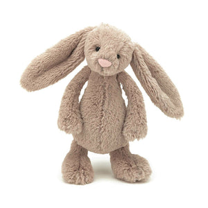 NEW JellyCat Bashful Beige Bunny Small