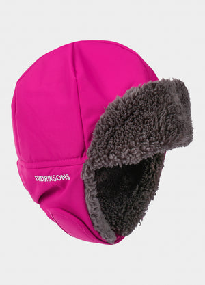 Didriksons Biggles Hat - Pink