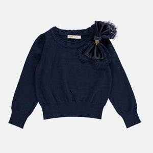 Angels Face Candy Jumper Navy AW19