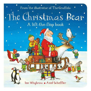 The Christmas Bear Book