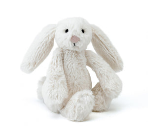 NEW JellyCat Bashful Cream Bunny Baby