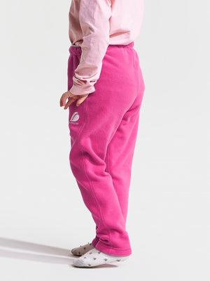 Didriksons Fuchsia Monte Fleece Pants