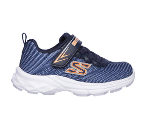 NEW Skecher Eclipsor Navy/Silver