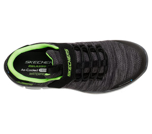 Skechers Equalizer 3.0 Aquablast Black/Charcoal