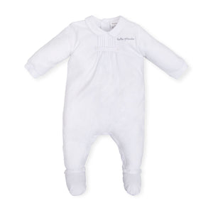 Tutto Piccolo 6089S19/W00 Babygrow Optical White