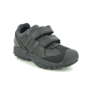 Geox New Savage School Shoe J841VB