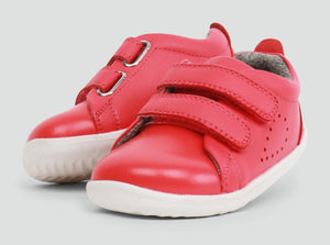 NEW Bobux Grass Court Shoe Watermelon