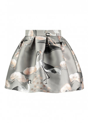 NEW Angels Face Heron Skirt, Ash Grey