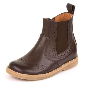 Froddo G3160020-2 Dark Brown Ankle Boot