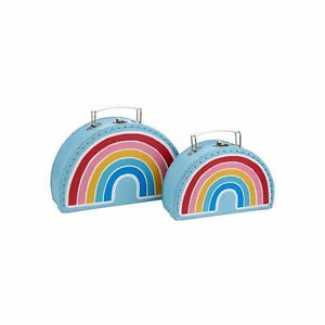 Sass & Belle set of 2 suitcases
