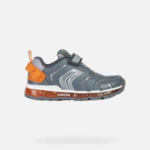 Geox J Android Grey/Orange