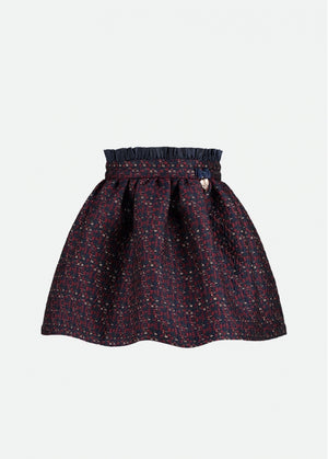 Angels Face Kerry Skirt Tibetan Red AW19