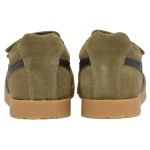 Gola Harrier Velcro Kids - Khaki/Black