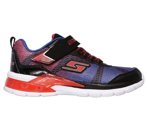 Skechers Lava Wave Black/Red/Blue