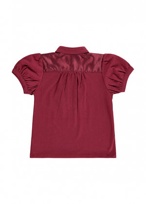 Angels Face Libby Top Tibetan Red AW19