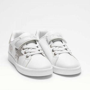 Lelli Kelly LK 1814 Helen White Gold Trainer SS20