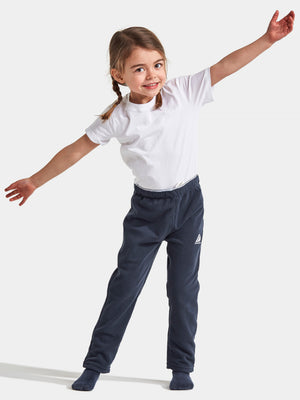Didriksons Monte Kids Pants  - Navy