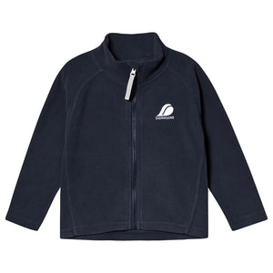 Didriksons Monte Fleece Jacket Navy