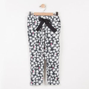 Catimini Palm Print Trousers