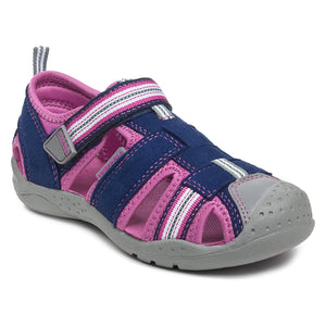 Pediped Sahara Navy Pink
