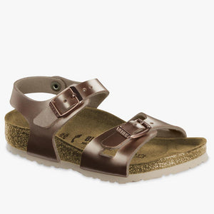 Birkenstock Electric Metallic Copper