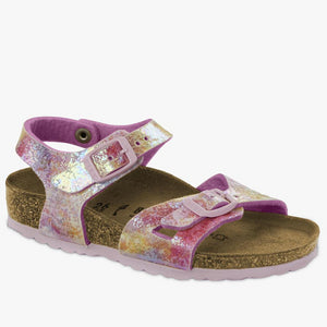 Birkenstock Rio Kids Water Colour Multi