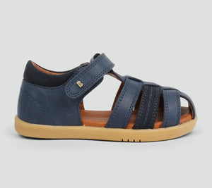 Bobux Roam Closed Sandal Navy