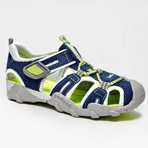 Pediped Canyon Navy Lime