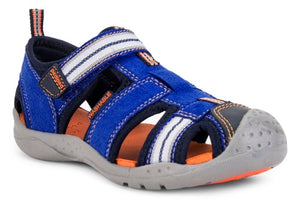 Pediped Sahara Navy Orange