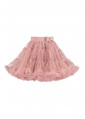 Angel's Face Star Tutu Tea Rose/Gold AW19
