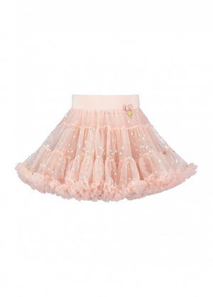 Angels Face Tutu with gorgeous gold stars