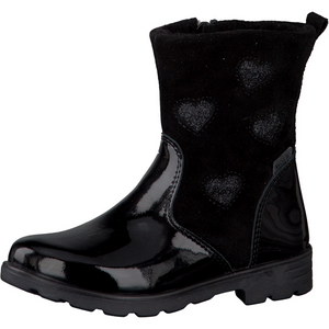 NEW Ricosta Stephanie Schwarz Boot