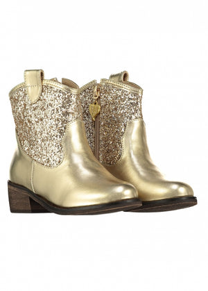 NEW Angels Face Tammy Gold Boots