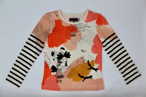 Catimini Long Sleeved Top