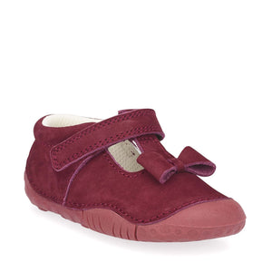 Start Rite Baby Wiggle Dark Cherry AW19