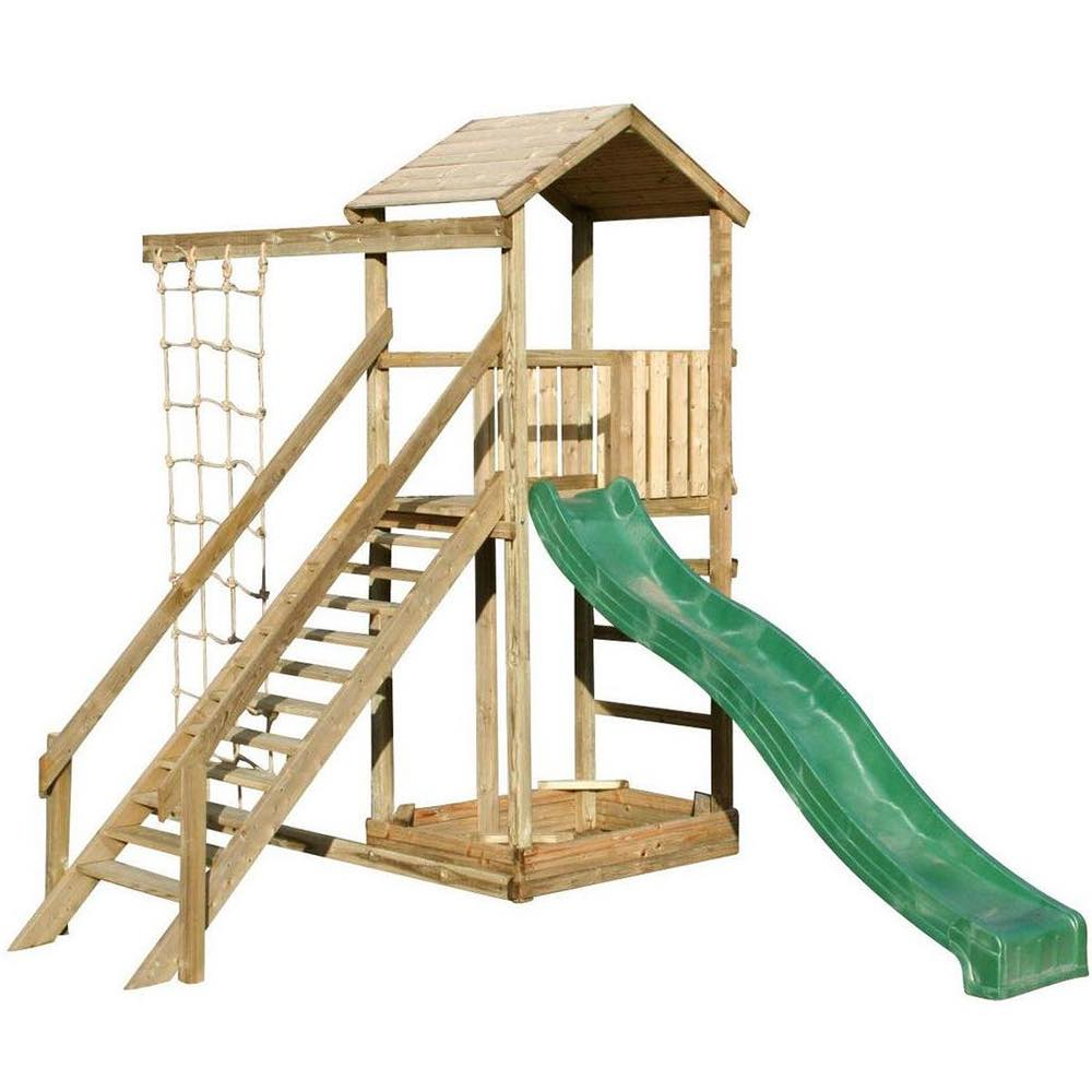 Action Monmouth Climbing Frame + Optional Swing Arm – Kiddiplay