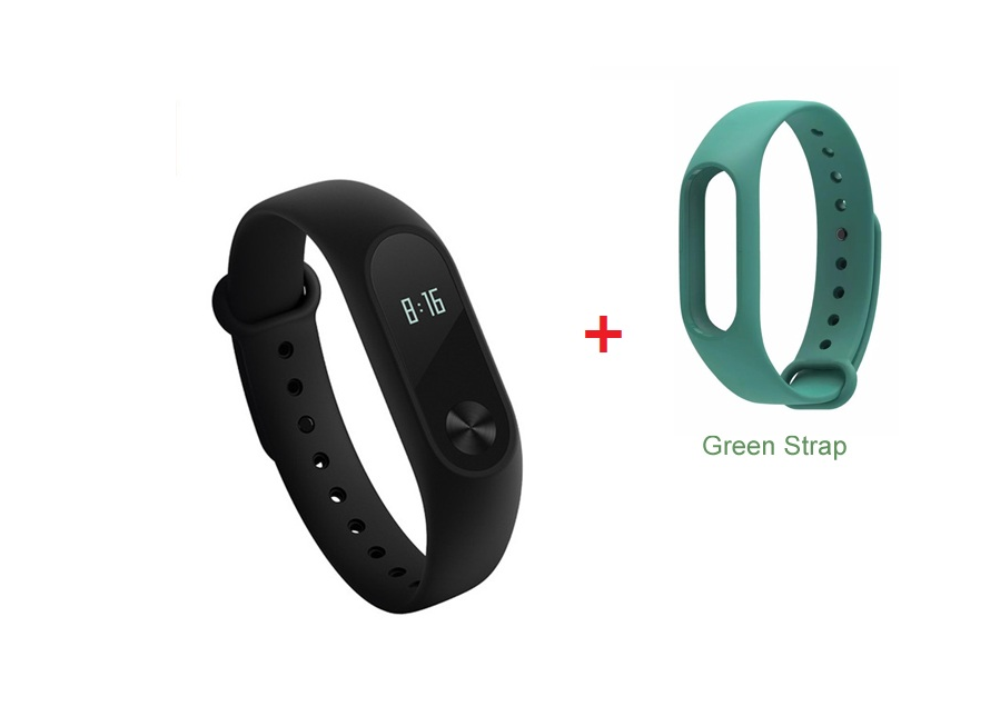 Xiaomi Mi Band 2 Smart Heart Rate Monitor OLED Touch Miband2