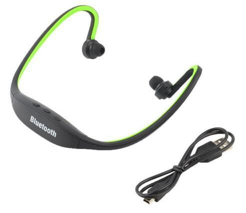 S9 Sport Wireless Bluetooth Earphones with Microphone