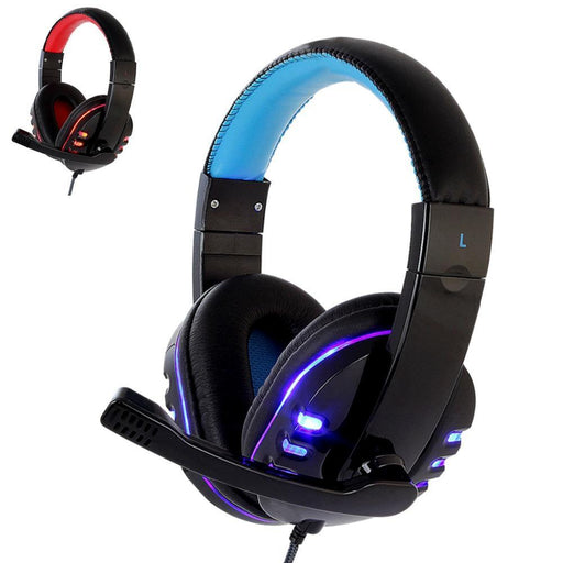 CH1 Stereo Headphone Headset Deep Bass Gaming Headset
