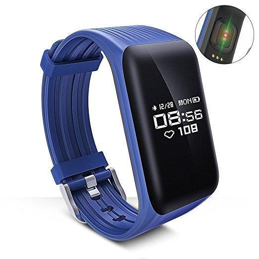 New Fitness Tracker K1 Smart Bracelet