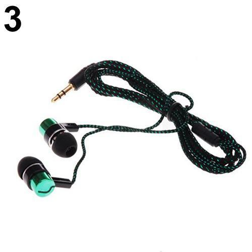 In-Ear Earbuds with Mic 3.5mm Headphones for iPhone/Samsung
