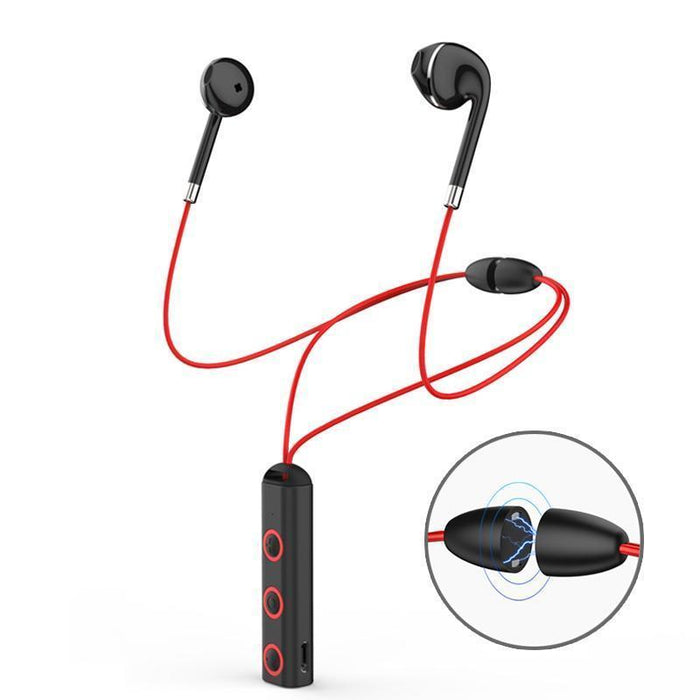 BT313 Magnetic Bluetooth Headset Earphone