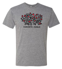 Concrete Jungle Gray T-Shirt
