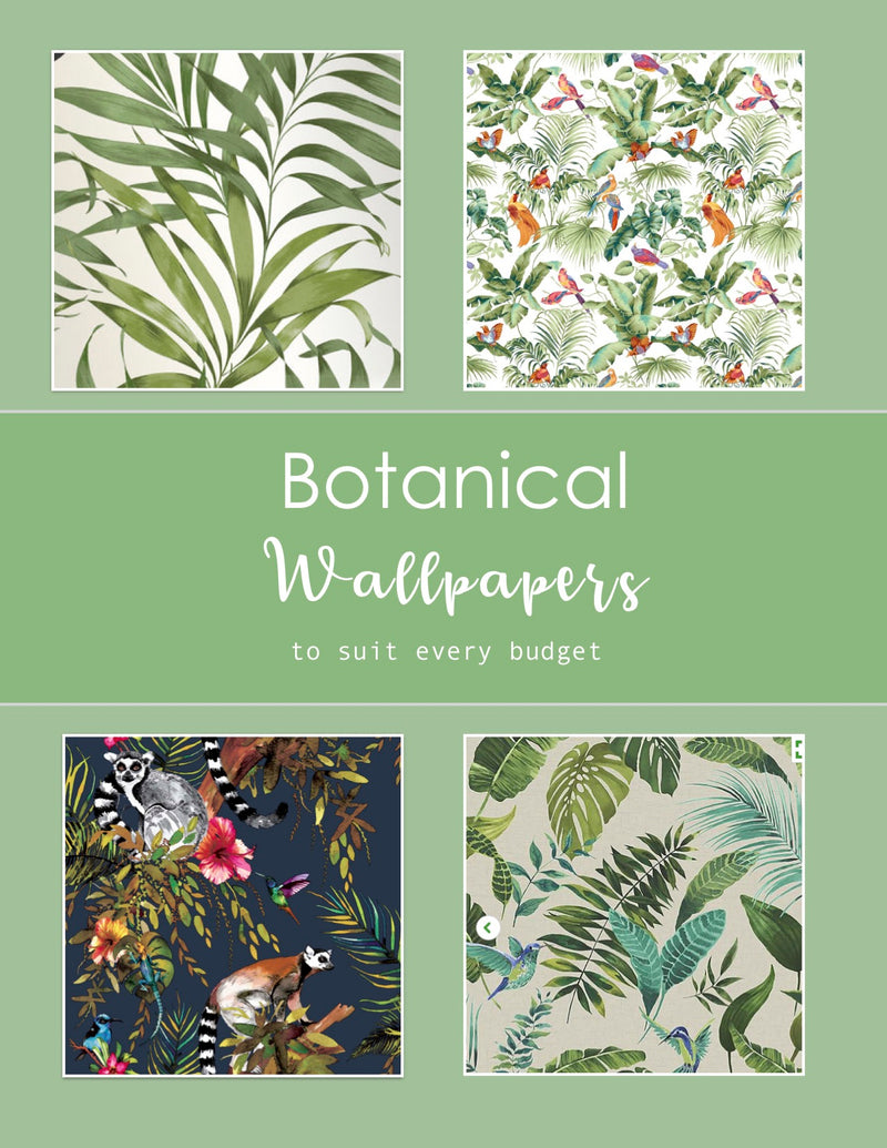 Botanical Wallpaper Galore