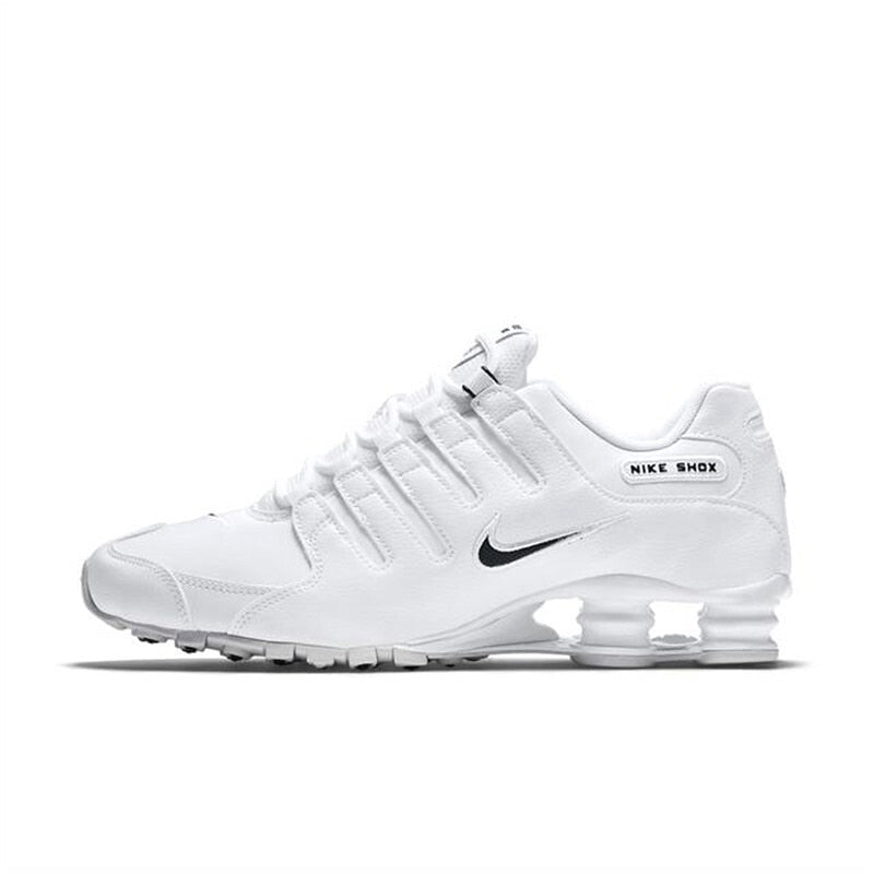 22117c7702b ... Original New Arrival 2018 NIKE SHOX NZ EU Men s Running Shoes Sneakers