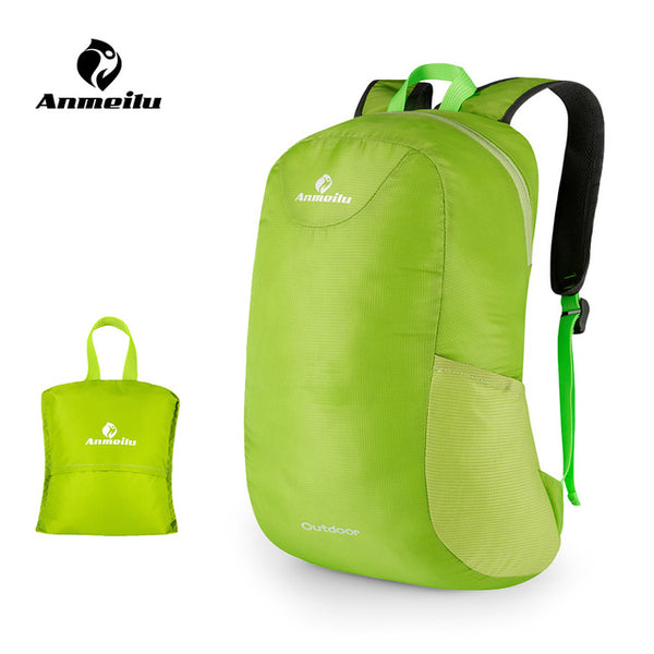 0a068524b6b3 ANMEILU 15L Foldable Backpack Waterproof Climbing Rucksack Backpack Ou –  For G and D