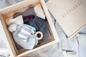 September's Product of the Month: Wooden Keepsake Box