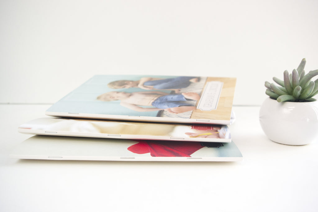 mini photo notebooks, custom notebooks, mini notebooks, photo cover notebooks, gifts for mom