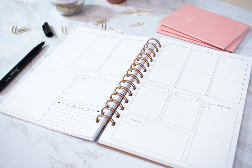 planner, bullet journal planner, planner for mom